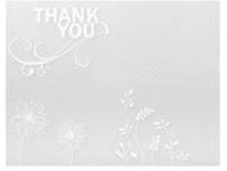 thank you window